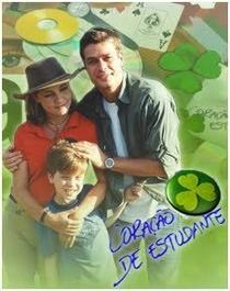 Coração de Estudante - Poster / Capa / Cartaz - Oficial 2