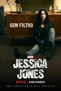 Jessica Jones (2ª Temporada) - Poster / Capa / Cartaz - Oficial 1