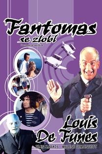 A Volta de Fantomas - Poster / Capa / Cartaz - Oficial 4
