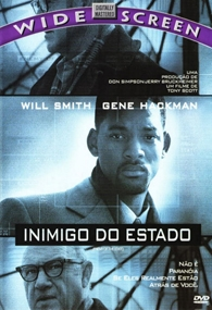 Inimigo do Estado - Poster / Capa / Cartaz - Oficial 3