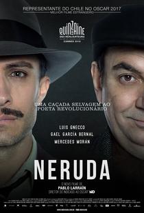 Neruda - Poster / Capa / Cartaz - Oficial 6
