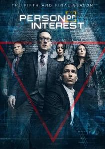 Pessoa de Interesse (5ª Temporada) - Poster / Capa / Cartaz - Oficial 1