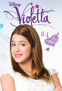Violetta (1ª Temporada) - Poster / Capa / Cartaz - Oficial 4