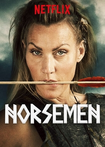 Vikingane (1ª temporada) - Poster / Capa / Cartaz - Oficial 3