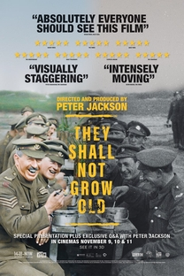 They Shall Not Grow Old - Poster / Capa / Cartaz - Oficial 3