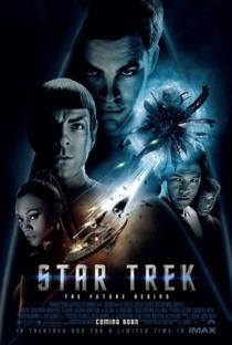 Star Trek - Poster / Capa / Cartaz - Oficial 3