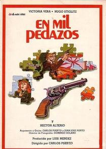 En Mil Pedazos - Poster / Capa / Cartaz - Oficial 1