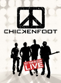 Chickenfoot: Get Your Buzz On Live - Poster / Capa / Cartaz - Oficial 1