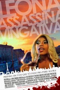 Leona: Assassina Vingativa - Poster / Capa / Cartaz - Oficial 2
