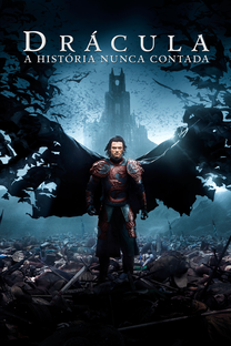 Drácula - A História Nunca Contada - Poster / Capa / Cartaz - Oficial 3