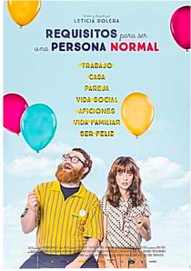 Requisitos Para Ser uma Pessoa Normal - Poster / Capa / Cartaz - Oficial 5