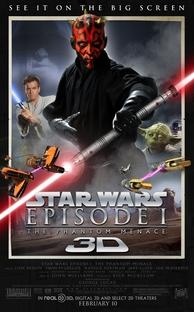 Star Wars: Episódio I - A Ameaça Fantasma - Poster / Capa / Cartaz - Oficial 4