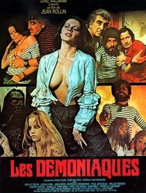 As Demoníacas - Poster / Capa / Cartaz - Oficial 1