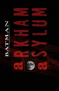 Arkham Asylum Fan Film - Poster / Capa / Cartaz - Oficial 1