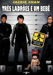 Três Ladrões e um Bebê - Poster / Capa / Cartaz - Oficial 2