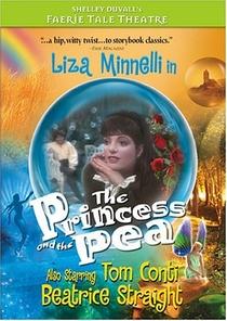 Teatro dos Contos de Fadas: A Princesa e a Ervilha - Poster / Capa / Cartaz - Oficial 1