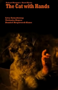 The Cat with Hands - Poster / Capa / Cartaz - Oficial 2