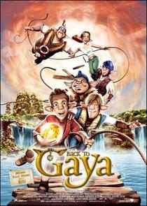 A Terra Encantada de Gaya - Poster / Capa / Cartaz - Oficial 3
