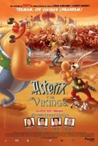 Asterix e os Vikings - Poster / Capa / Cartaz - Oficial 1
