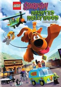 LEGO Scooby-Doo!: Hollywood Assombrada - Poster / Capa / Cartaz - Oficial 1