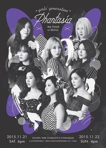 Girls' Generation 4th Tour : Phantasia in Japan - Poster / Capa / Cartaz - Oficial 1