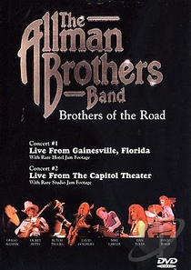 The Allman Brothers Band - Brothers Of The Road - Poster / Capa / Cartaz - Oficial 1