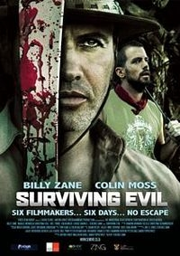 Surviving Evil - Poster / Capa / Cartaz - Oficial 3