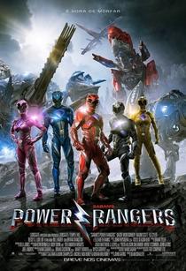 Power Rangers - Poster / Capa / Cartaz - Oficial 5