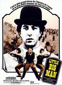 Pequeno Grande Homem - Poster / Capa / Cartaz - Oficial 1