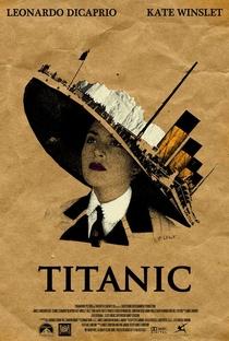 Titanic - Poster / Capa / Cartaz - Oficial 20