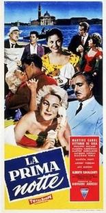 A Primeira Noite - Poster / Capa / Cartaz - Oficial 1