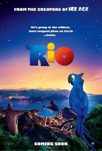 Rio - Poster / Capa / Cartaz - Oficial 1