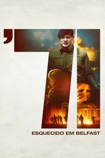 71: Esquecido em Belfast - Poster / Capa / Cartaz - Oficial 2