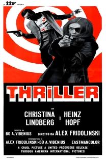 Thriller - Um Filme Cruel - Poster / Capa / Cartaz - Oficial 17