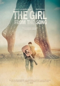 A Garota da Canção - Poster / Capa / Cartaz - Oficial 1