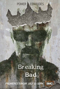 Breaking Bad (5ª Temporada) - Poster / Capa / Cartaz - Oficial 3
