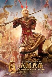 A Lenda do Rei Macaco: Tumulto no Reino Celestial - Poster / Capa / Cartaz - Oficial 2