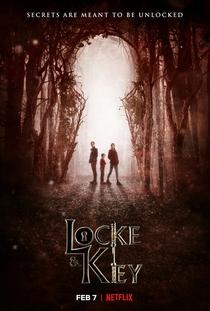 Locke & Key (1ª Temporada) - Poster / Capa / Cartaz - Oficial 2