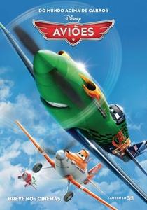 Aviões - Poster / Capa / Cartaz - Oficial 3