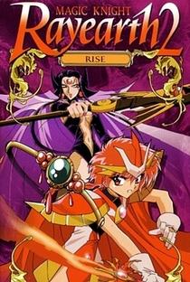 Guerreiras Mágicas de Rayearth (2ª Temporada) - Poster / Capa / Cartaz - Oficial 5
