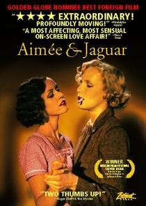 Aimée & Jaguar - Poster / Capa / Cartaz - Oficial 4