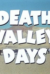 Death Valley Days (8ª Temporada) - Poster / Capa / Cartaz - Oficial 1