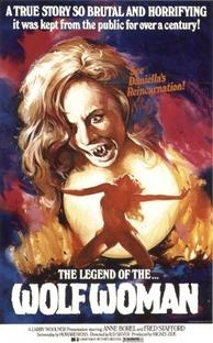 Werewolf Woman - Poster / Capa / Cartaz - Oficial 3