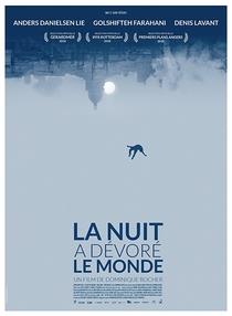 A Noite Devorou o Mundo - Poster / Capa / Cartaz - Oficial 1
