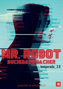 Mr. Robot (3ª Temporada) - Poster / Capa / Cartaz - Oficial 3