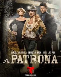 A Patroa - Poster / Capa / Cartaz - Oficial 1