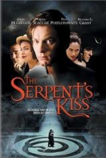 O Beijo da Serpente - Poster / Capa / Cartaz - Oficial 1