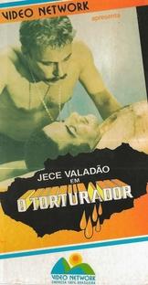 O Torturador - Poster / Capa / Cartaz - Oficial 2