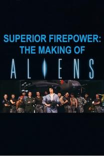 Poder de Fogo Maior: Fazendo Aliens - O Resgate - Poster / Capa / Cartaz - Oficial 1