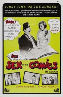 Sex in the Comics  - Poster / Capa / Cartaz - Oficial 1